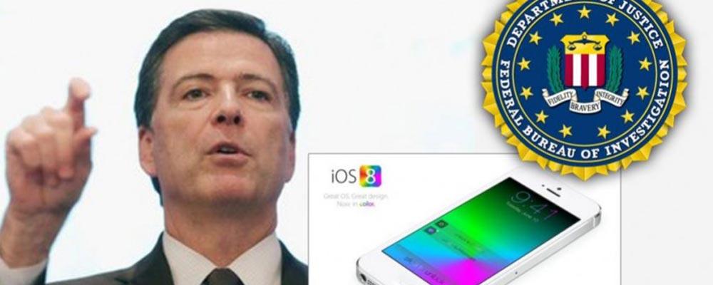 James Comey (FBI)