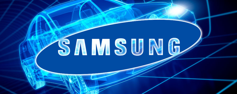 Samsung cars