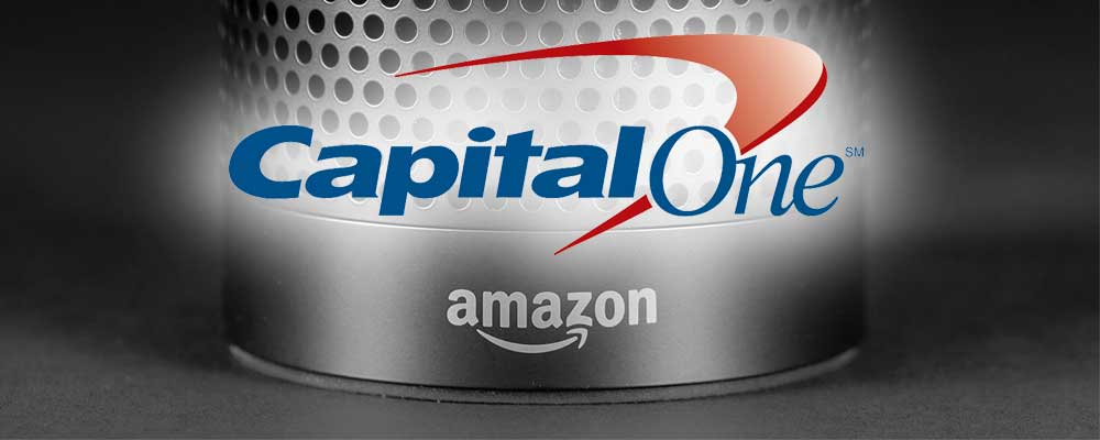 Capital One Amazon Echo