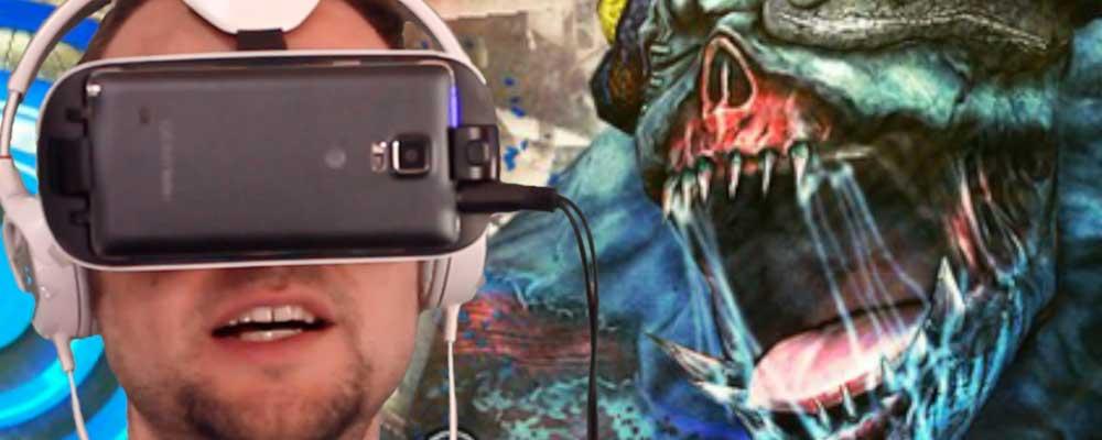 Virtual reality Mortal Blitz