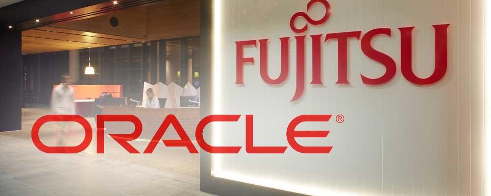 Oracle Fujitsu Japan