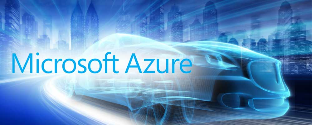 Azure connected car