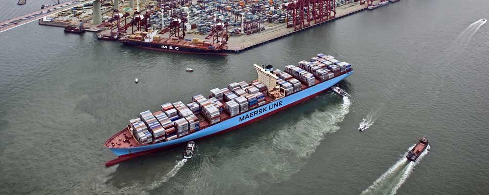 Maersk China