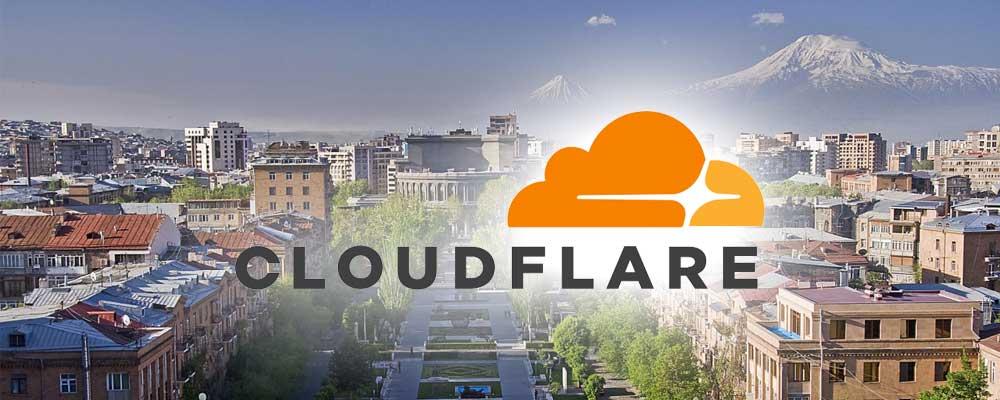 Cloudflare Armenia