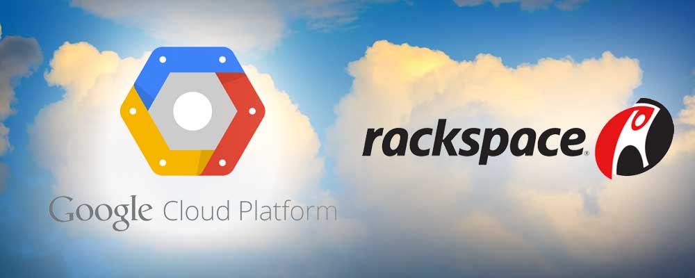 Google Cloud Platform Rackspace