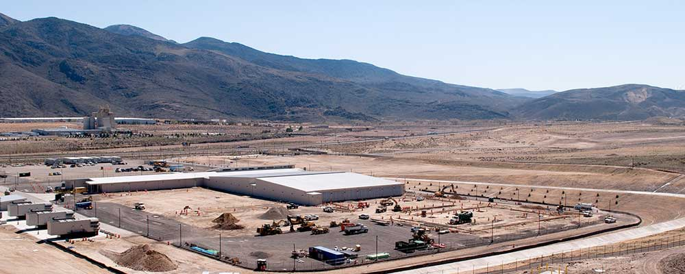 Apple Nevada