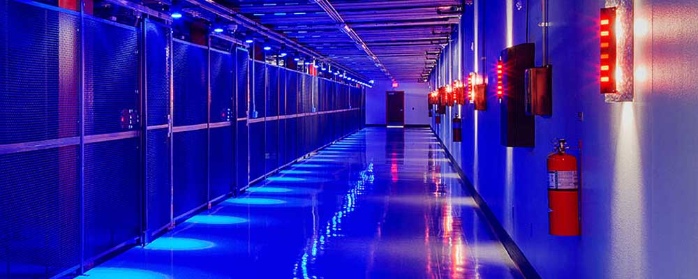 Mega data centre