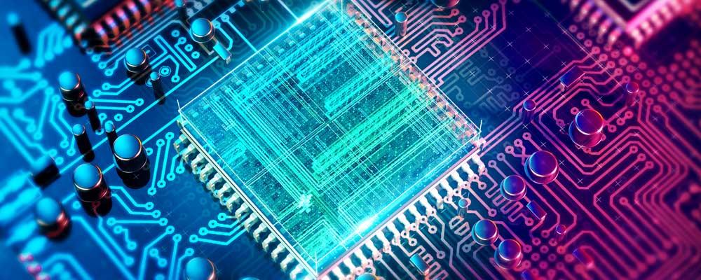 Quantum chip