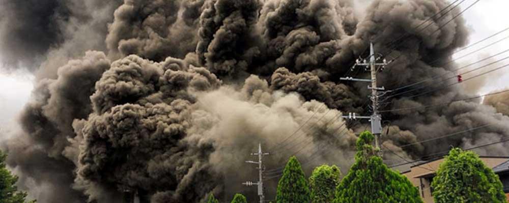 AWS fire