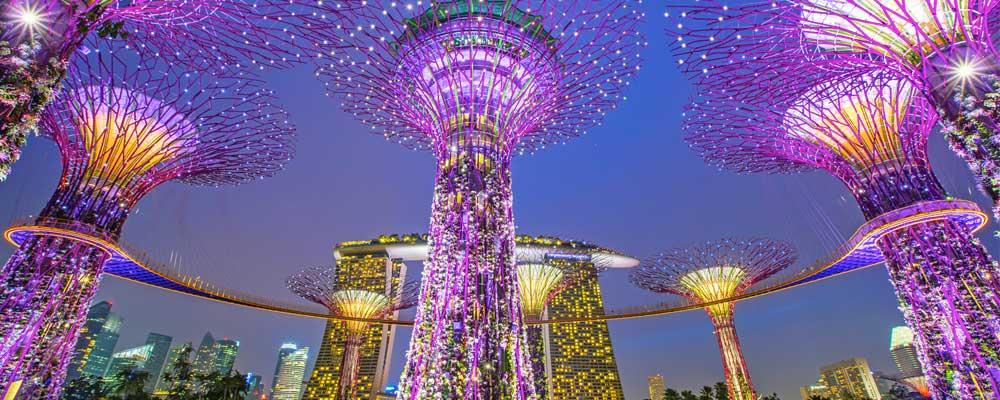 Singapore data centre