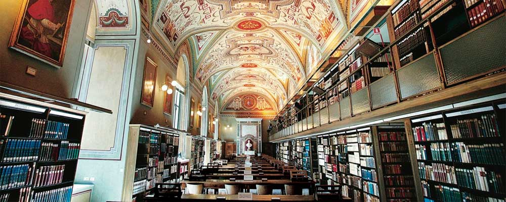 The Vatican Apostolic Library – Keeping the past alive with ...