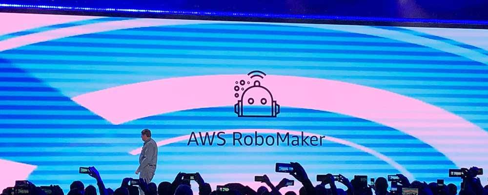 AWS Robomarker - Copyright: Juan En
