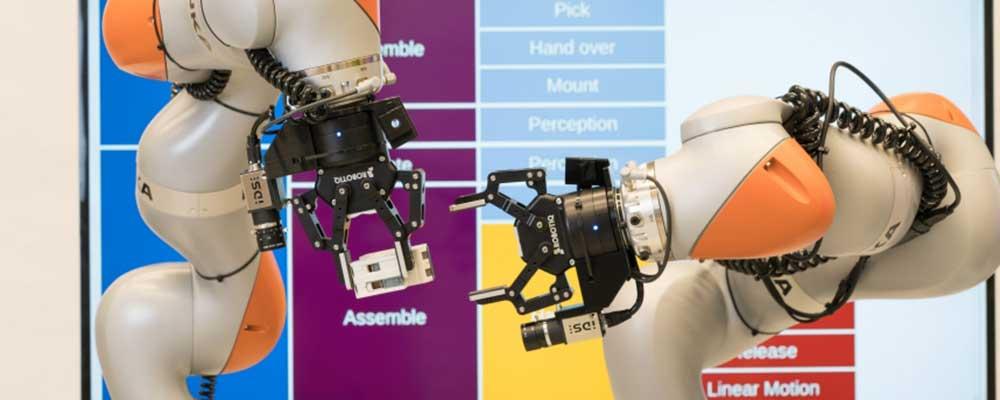 Robotics: Coming to a data centre