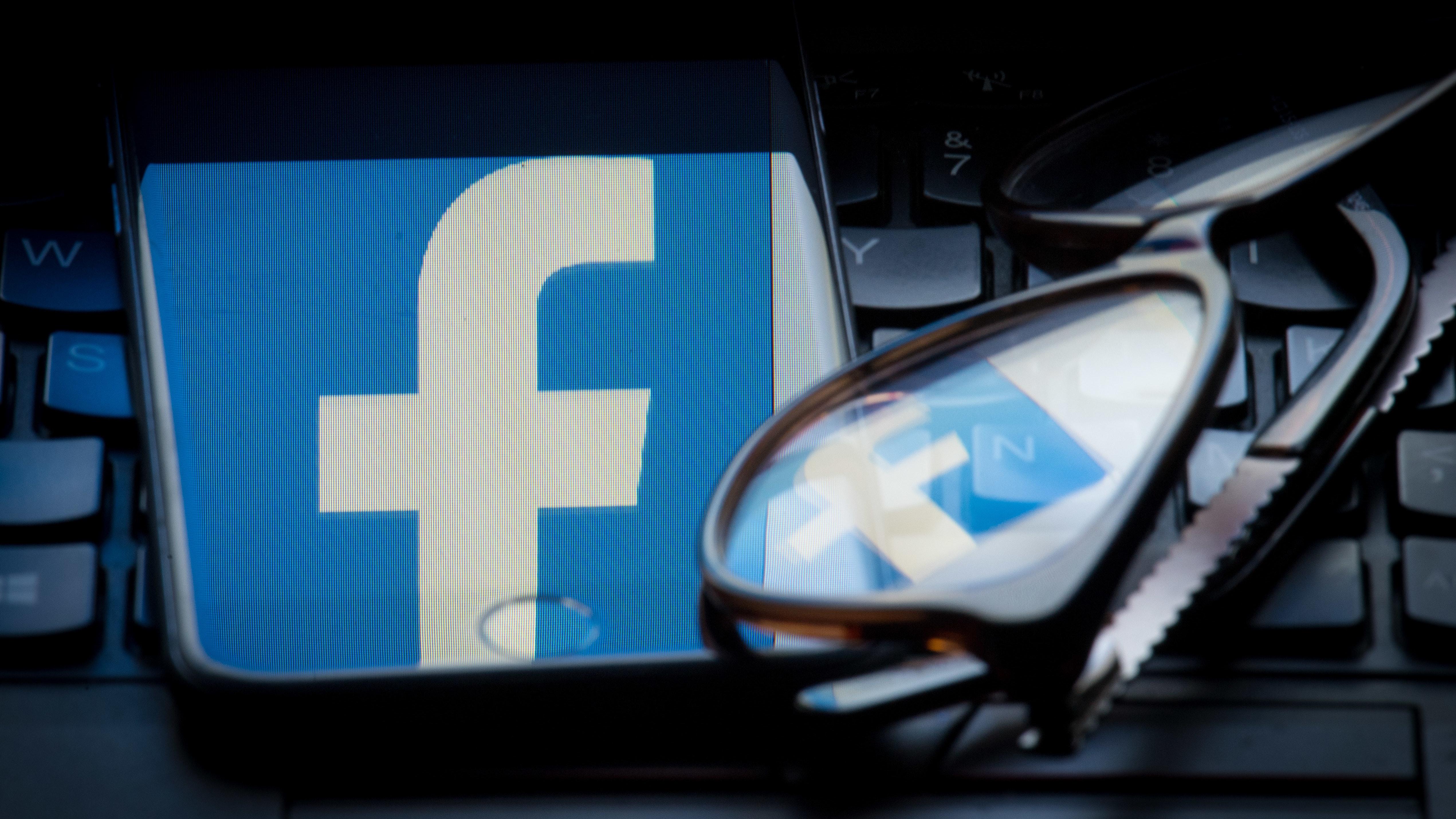 Developers access Facebook data