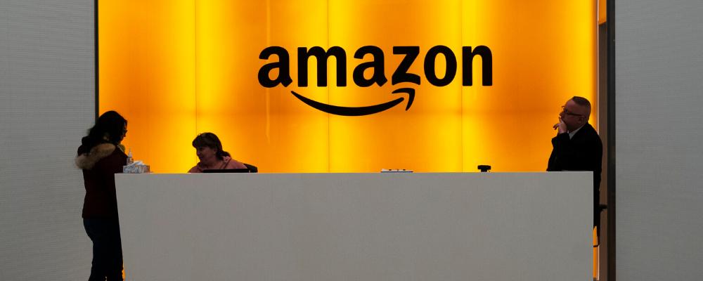 Amazon Trump