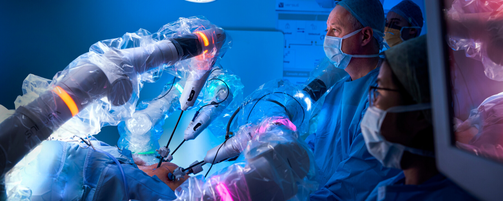 Surgical Robots NHS
